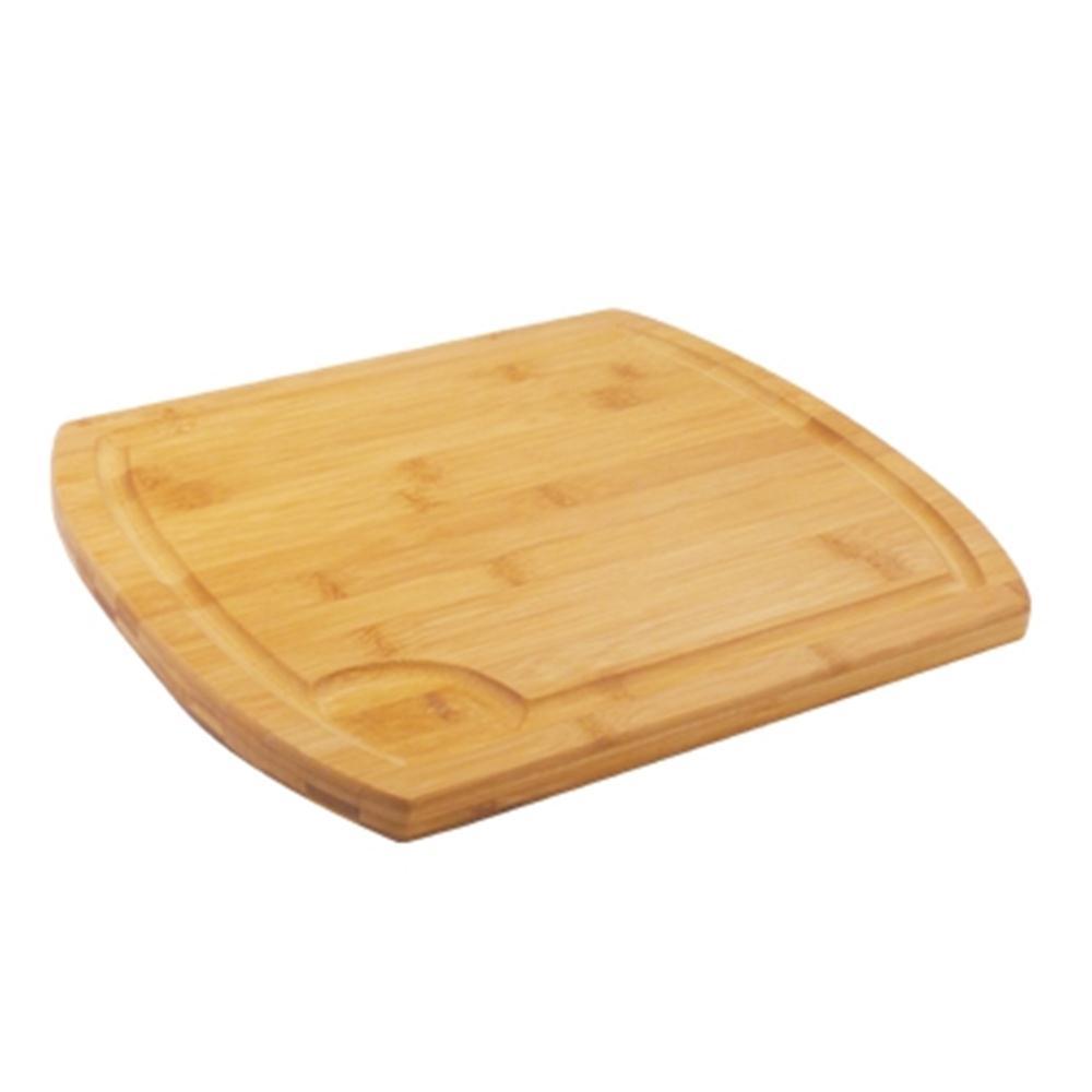 Planche d couper en bambou 36x30 cm tom press - Planche a decouper en bambou ...