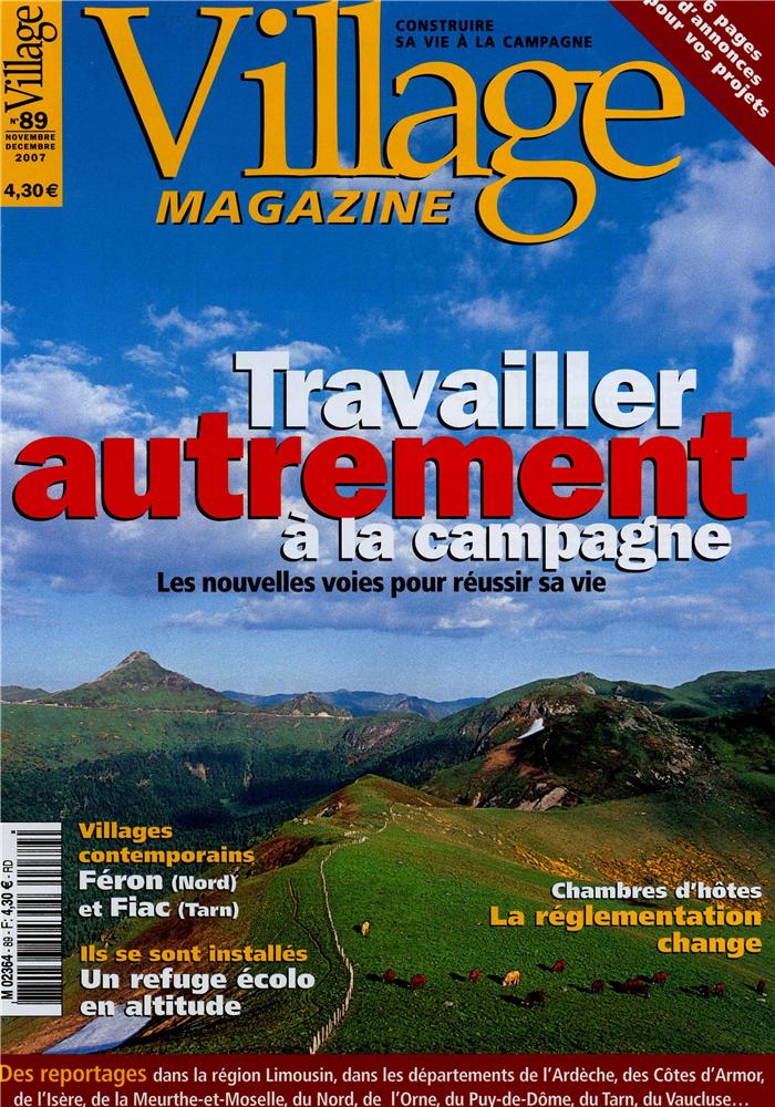 village-magazine-n-89