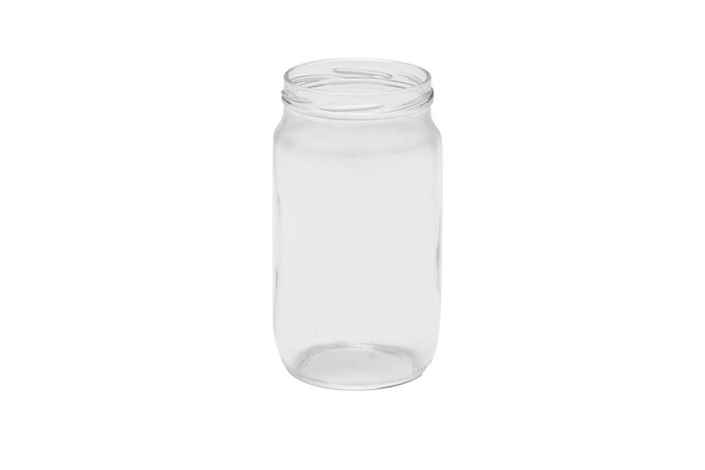 Conserve pour confits en verre twist off 870 ml par 12 - Bocaux en verre pour conserves ...