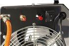Générateur d´air chaud inox à gaz réglable 22-42Kw/h 1250 m3/h