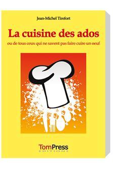 Livre La cuisine des ados