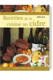 Livre Les meilleures recettes de la cuisine au cidre