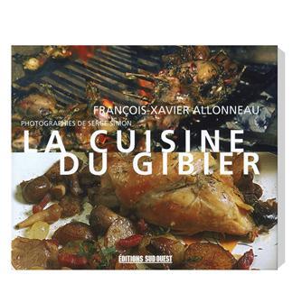 Livre La cuisine du gibier