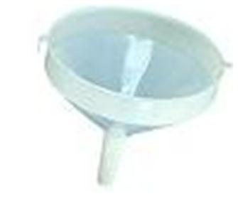Entonnoir avec tamis 40 cm