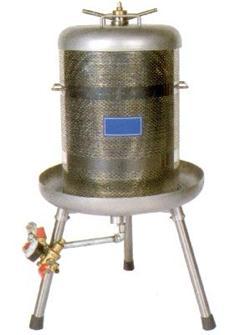 Hydro pressoir 80 litres inox