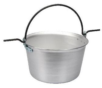 Chaudron alu 75 litres reconditionné