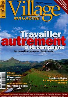 Village magazine n°89