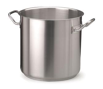 Marmite inox induction 40 cm 50 litres