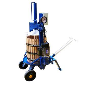 Pressoir hydraulique électrique 69 litres