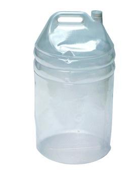 Bidon souple pliable 15 litres alimentaire
