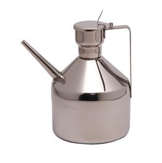 Huilier burette 1,25 litre tout inox