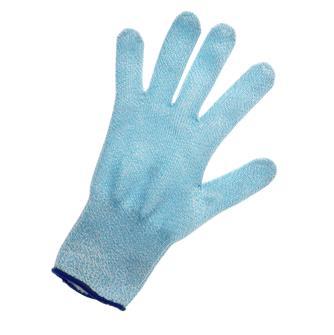 Gant anti-coupure taille 7 liseré bleu
