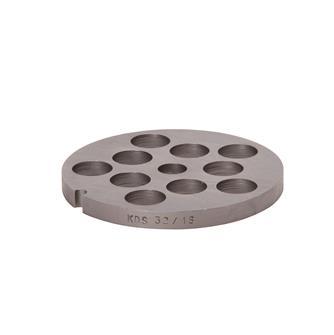 Grille 18 mm pour hachoir manuel porkert n°32