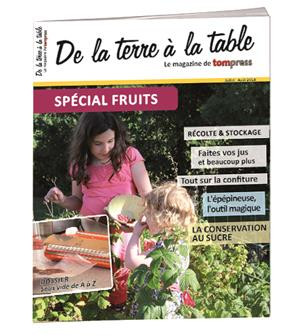 Tom Press Magazine spécial Fruits 2014