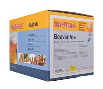 Kit malt Beaver-Ale pour 20 litres de bière