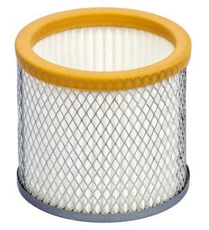Filtre métallique pour aspirateur à cendre