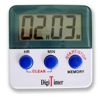 Minuteur digital 19h 59 min. aimanté