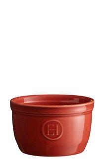 Ramequin rouge Brique Emile Henry 9 cm