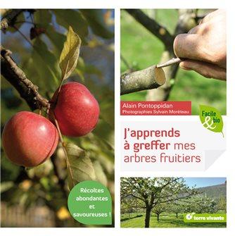 Livre J´apprends à greffer mes arbres fruitiers