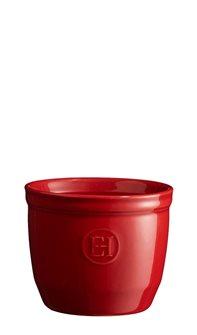 Set de 2 Ramequins rouge Grand Cru Emile Henry 8,5 cm