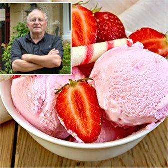 Recette du sorbet à la fraise