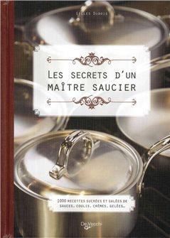 Livre Les Secrets d´un Maître Saucier