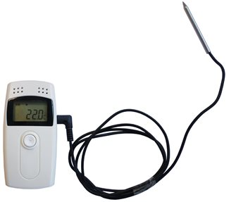 Enregistreur de température -40+85°C