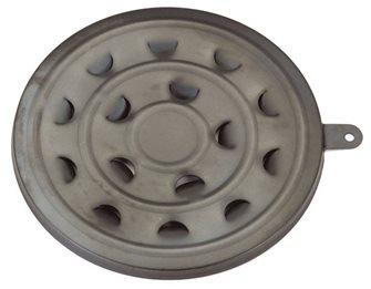 Diffuseur de chaleur en fer 17 cm pour cuisinière gaz