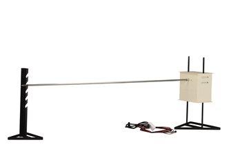 Tournebroche pour barbecue à bois 94 cm