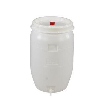 Cuve de fermentation plastique 120 litres