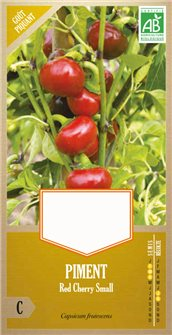 Graines de piment Red Cherry Small