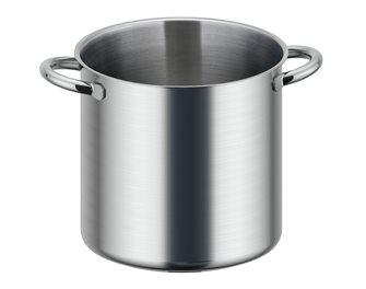 Marmite professionnelle inox induction 24 cm 10,8 litres
