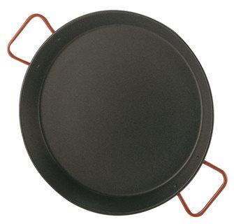 Plat à paella anti-adhésif 60 cm 20 parts