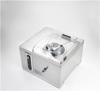 Turbine à glace pro tout automatique1 kg en 12 minutes