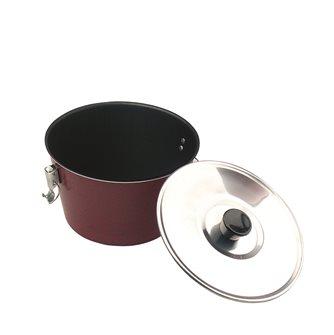Moule à pudding avec couvercle 2 l