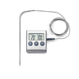 Thermomètre à four magnétique à sonde de -50° C à 300° C