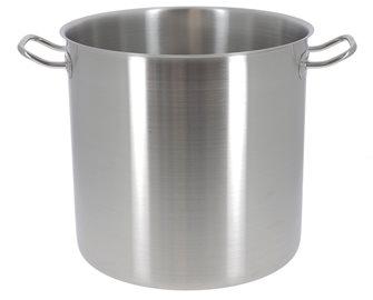 Marmite inox induction 50 cm 100 litres De Buyer