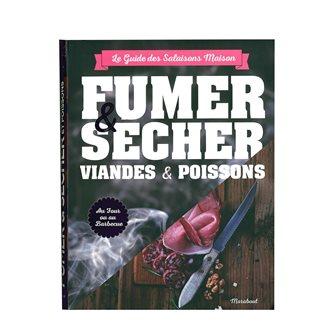 Livre Fumer et sécher viandes & poissons - Le guide des salaisons maison