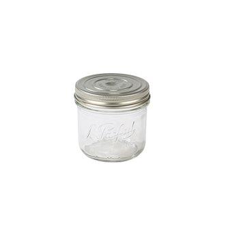 Bocal Familia Wiss® 500 g avec sa capsule et son couvercle
