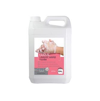 Savon crème lavante pour mains hypoallergénique 5 litres
