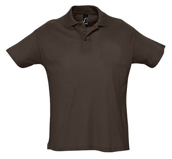 Polo Bartavel  Halifax Taille M chocolat