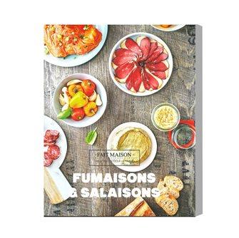 Fumaisons & Salaisons un livre en partenariat avec Tom Press