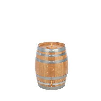 Vinaigrier chêne 28 litres fabriqué en France