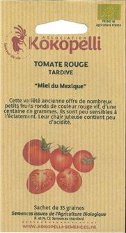 Graines de tomate miel du Mexique