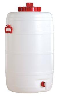 Tonnelet cylindrique 125 litres